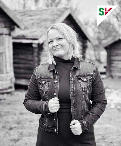 Mona Fagerås, SVs 1. kandidat i Nordland