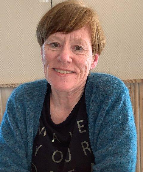 NY JOBB: Ellen Jåvold, takkar av som kommunalsjef i Kinn.