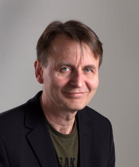 Trond Larsen.