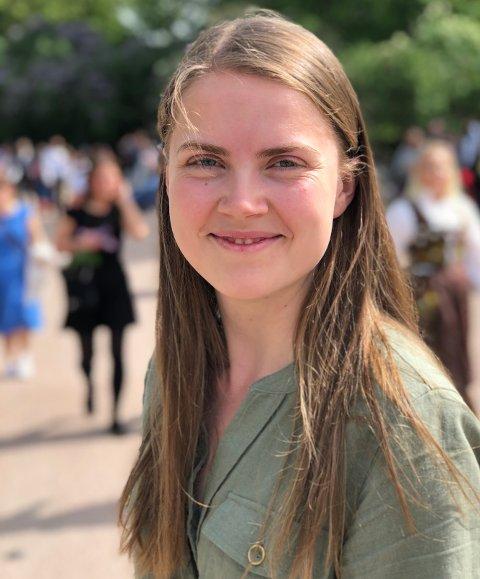 1. august starter Berit Elise Gilje i ny jobb som trosopplærer i Ålgård menighet.