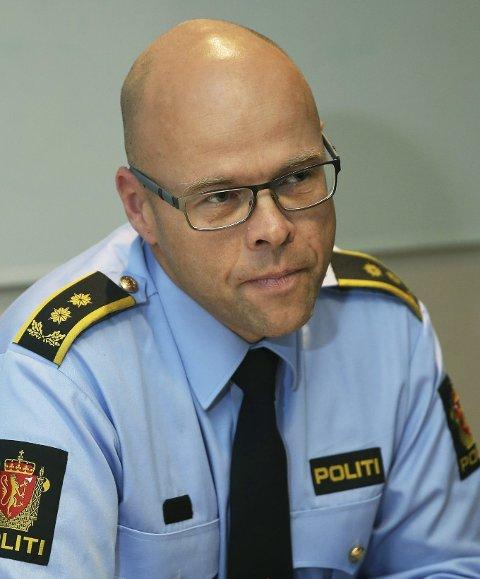 Utferdiget forelegg: Politiadvokat Erik Engløkk.