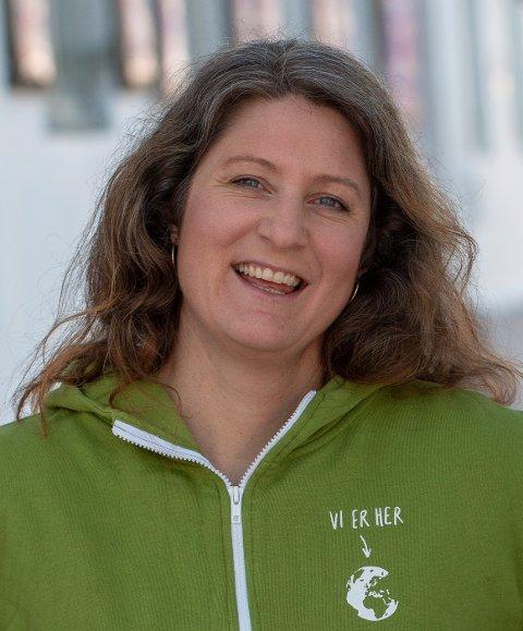 Louise Brunborg-Næss foreslås som listetopp for Miljøpartiet De Grønne i Vestby.