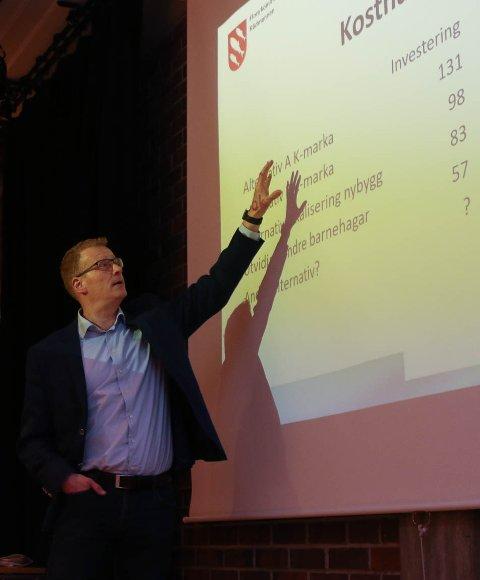 RÅDMANN: Rådmann Knut Broberg, her under formannskapsmøtet torsdag.