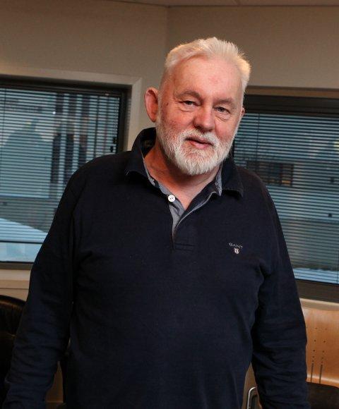 GOD TILGANG: 400 dosar med vaksiner kjem til Kinn i påskeveka, det opnar opp for alle som er fylt 70 år, seier smittevernoverlege Jan Helge Dale