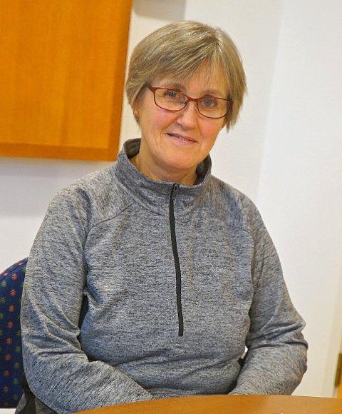 VIKTIG: Anita Merete Sletbakk mener det er viktig å ha en digital arena ungdommen kan varsle om mobbing og trakassering på.