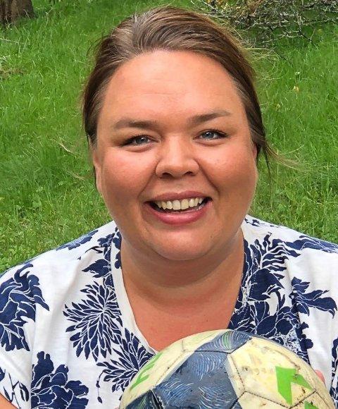Dagleg leiar: Guro Svenkerud Fresvik flyttar heim til familiegarden i Fresvik.