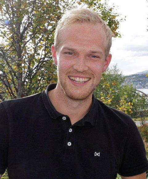 Mye tyder på at Skjervøy og Svenn Johansen berger plassen i regionsligaen.