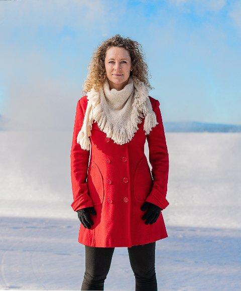 SNART NYTT ÅR: Miriam Rasch (46) går inn i et nytt år med klare mål for bedriften og seg selv. Men nyttårsforsetter kommer hun aldri til å sette seg.