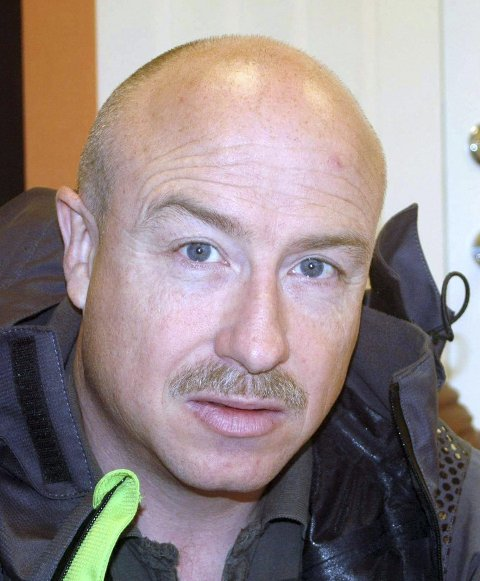 Asbjørn Tronsgård. Arkivbilde.