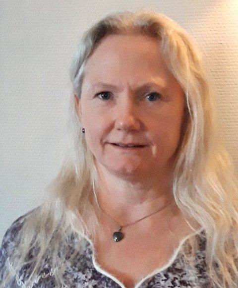 ENDRING: Lisbeth Stubberud opplever at folk har endret syn på yrket renholdere etter at koronaen kom.