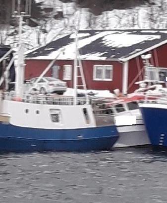 """ERSTATNINGSKRAV: """"Vikberg"""" ble påført skader for over to millioner kroner etter at den blå påkjørt"""
