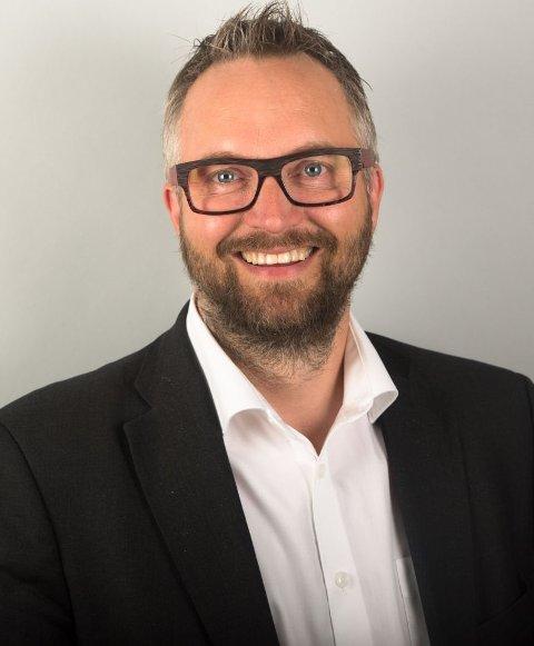 Generalsekretær Hans Torvald Haugo i Norges Optikerforbund.