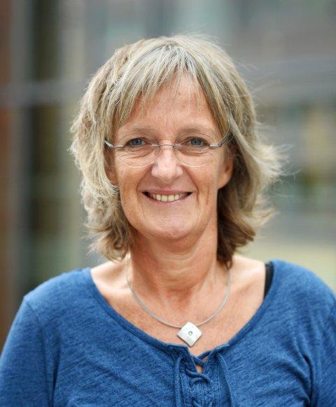 KOMMER TIL FAGERNES: Professor i spesialpedagogikk, Ingrid Lund.