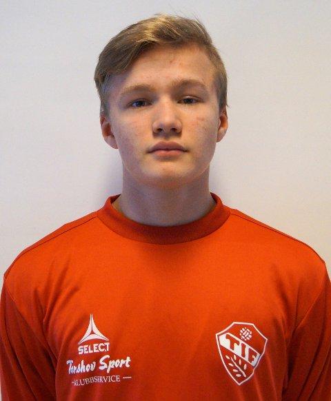 Magnus Kalstad Andresen scoret for Trosvik.
