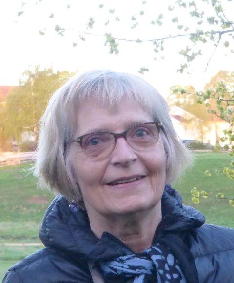 NY I STYRET: Andrea Gaarder, nestleder i Gran Historielag, er ny i styret. Nå skal historielaget på tur til Oslo.