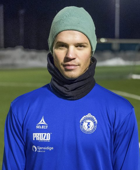 NY KLUBB: Etter 153 kamper for RIF har Mats Heidenberg Lund valgt å skifte til en klubb nærmere sitt nye hjem i Fredrikstad.
