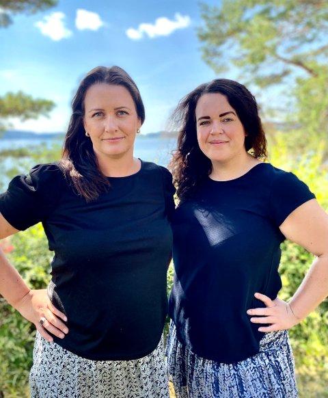 De lokale AP-politikerne Therese Thorbjørnsen og Desire Craggs ønsker å legge til rette for at skoleungdom fra Sarpsborg kan delta på demokratiopplæring på Utøya.