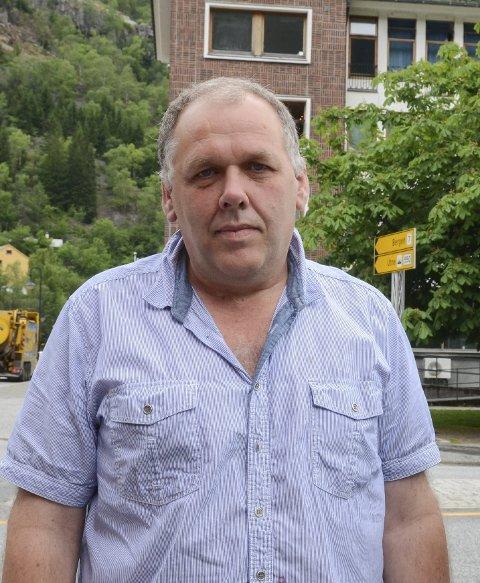Ønsker kortere møter: Jørund Kvestad, kommunestyrerepresentant for Senterpartiet.
