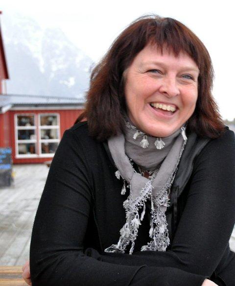 Daglig leder i Destination Lofoten, Elisabeth Dreyer.