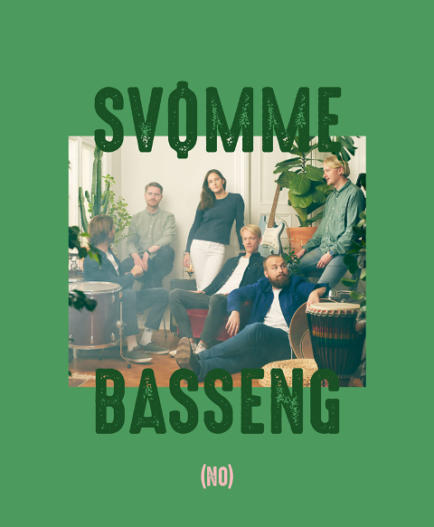 Oslo-Bandet Svømmebasseng spiller på Trevarefest i sommer.