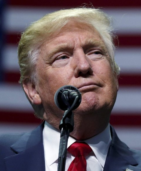 PÅVIRKER: Trumps ønske om å få på plass en mur langsMexico får konsekvenser i Norge og et Rygge-prosjekt.