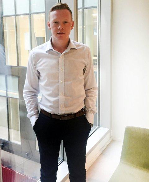 Frarøvet UNGDOMSTIDEN: – Ungdomstiden ble tatt fra meg. Men jeg har beholdt det politiske engasjementet, sier Tim Viskjer.