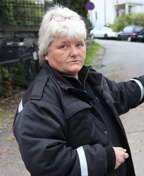 SER BEDRING: Mona Stovner Johansen