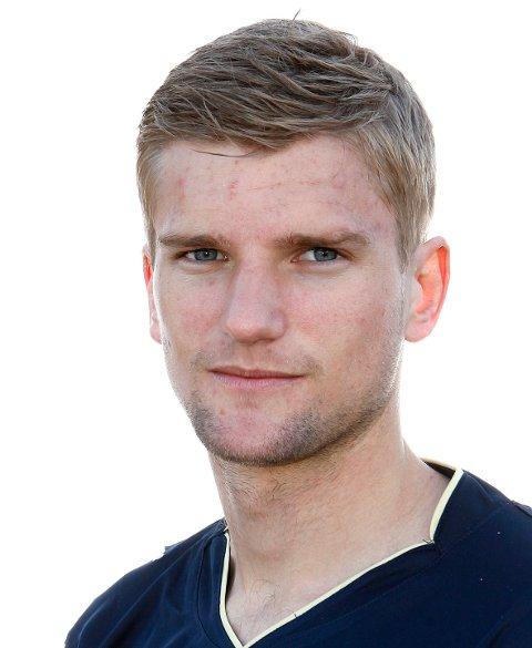HEDRET: Tidligere Stabæk-spiller Tor-Marius Gromstads minne ble hedret søndag kveld. Syv år etter hans død.