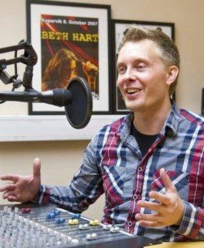 SØKSMÅL: Egil Marthin Solberg, redaktør i Radio Haugaland, sier til Dagbladet han vil saksøke Haugesunds Avis.