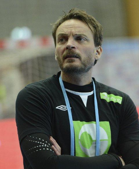 CHRISTIAN BERGE, landslagssjef Norge