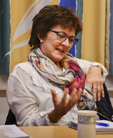 Marianne Landaas: Liker ikke å fortelle hyttegjester at det er uvelkomne denne påska, men minner om at hytteforbudet har en klar hensikt.