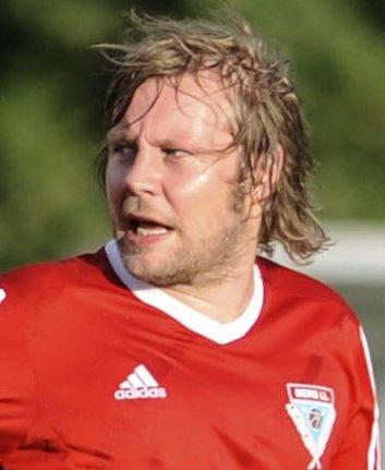 SEIER: Arnt Fredrik Brekke og Berg vant 1-0 over Greåker.