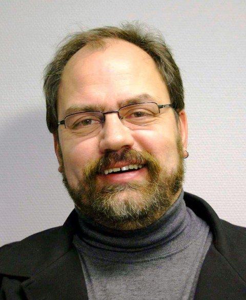 NYTT STYREMEDLEM: Oddbjørn Johansen er utdannet sosionom med hovedfag i sosialt arbeid. Han arbeider som dosent i profesjonskunnskap ved vernepleierutdanningen ved Nord universitet i Namsos og ble nylig valgt inn i det nye styret i Nord universitet.