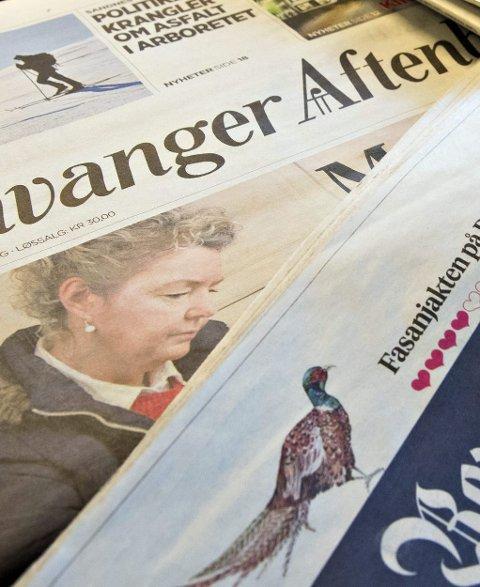 Mediemangfoldet: Hva skjer dersom Posten ikke lenger skal distribuere aviser?