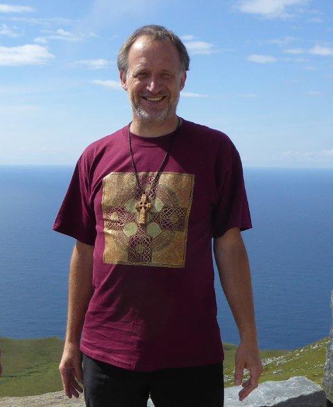 Michael Wohlenberg har takket ja til å bli den nye presten i Gjerstad.