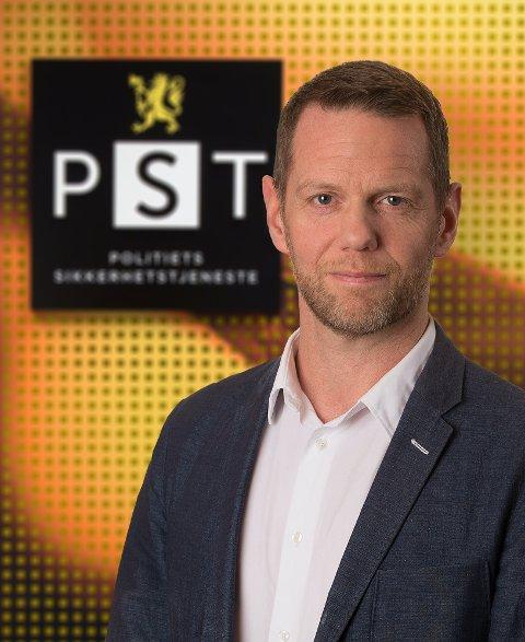SUKSESS: PST gjentar julekalender-suksessen fra i fjor. Ifølge kommunikasjonsdirektør Trond Hugubakken, får stuntet stor oppmerksomhet.