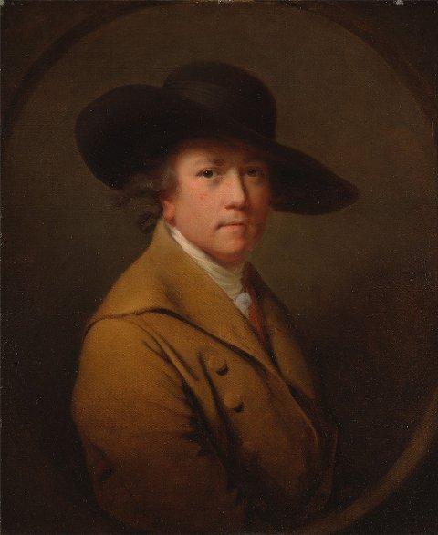 Joseph Wright (1734-1797), populært kalt «Wright av Derby».