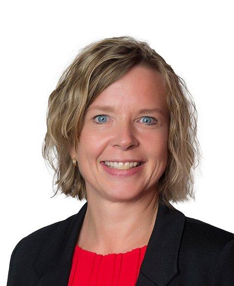 Administrerende direktør Hanne Nordgaard fastslår at det ikke er noen dramtikk rundt de uvanlig høye tapsprognosene.