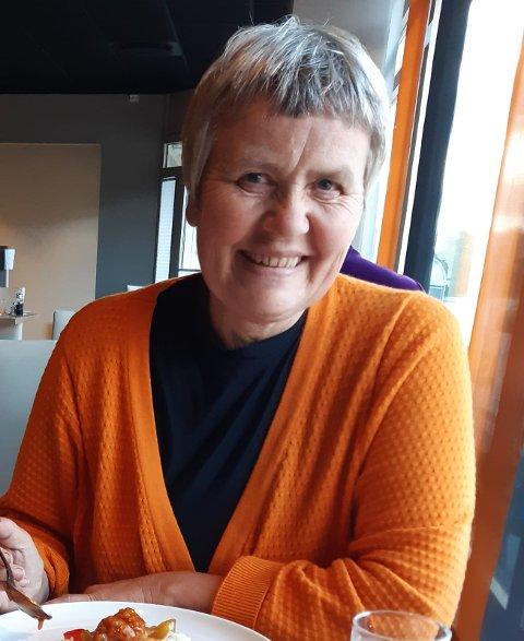 NYTT PARTI: Ruth Stenersen fikk varaplass på Stortinget for KrF. Nå vil hun bygge det nye partiet Sentrum.