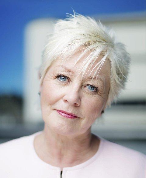 Generalsekretær: Anne Lise Ryel i Kreft-foreningen. Foto: Agnete Brun