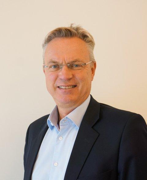 Dag Roger Rinde, administrerende direktør i Coop Innlandet.