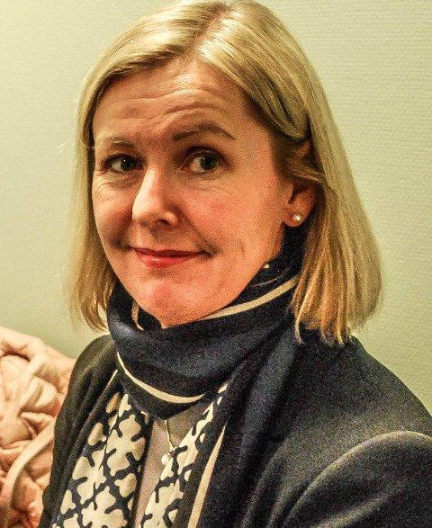 Alice Reigstad, assisterende direktør helse og velferd i Sarpsborg kommune kommer til Lande bosenter for å fortelle om eldreomsorgen i Sarpsborg når Lande Seniorklubb har samling 11. november. Reigstad er en av flere som besøker Sarpsborg-seniorene på Lande bosenter denne høsten..