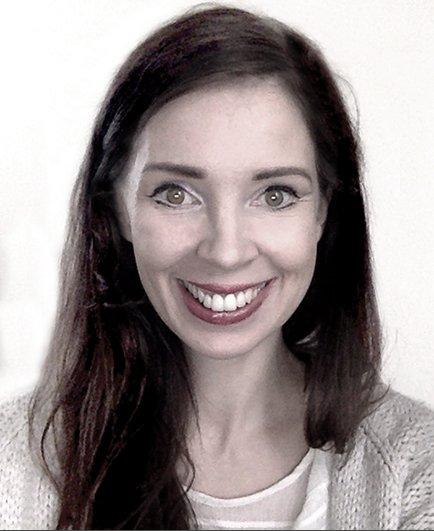 REGISSØR: Ann Holmgren trives med å lage fargerike og pedagogiske filmer for de aller minste barna.