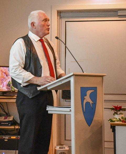 Steinar Thorsen: Mener begrunnelsen for å redusere sosialhjelpsatsene er dårlig. Foto: Olav Loftesnes