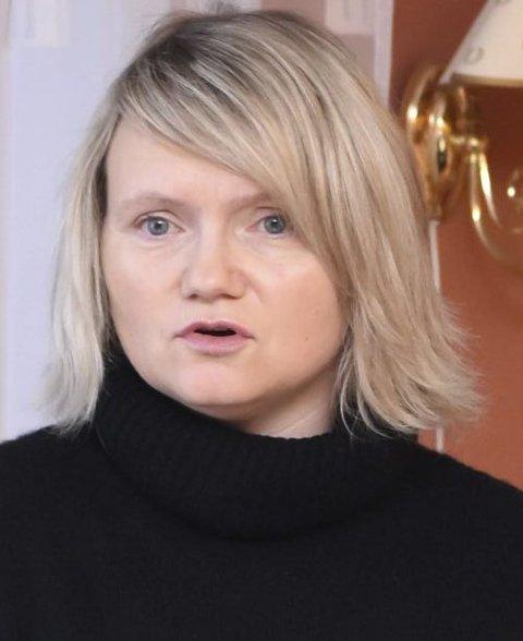 Økonomisjef i Fauske kommune, Kariann Skar Helland Sørdahl.