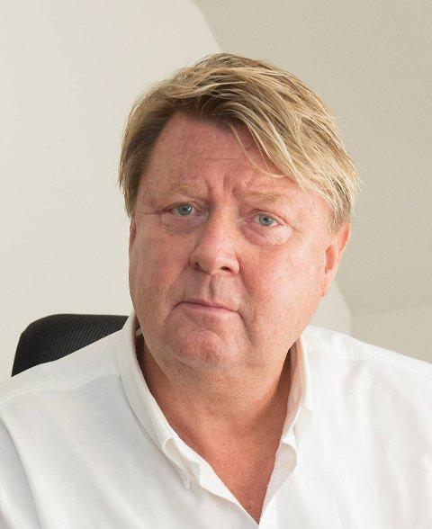 Advokat Arve Hæreide.