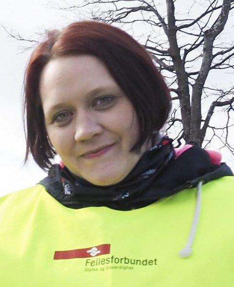 Hanne Bjerkvik.