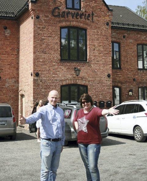 ROADAGEN: Knut Skollerud og Kristin Myrås byr på et spennende og variert program på Roadagen. Arkivfoto