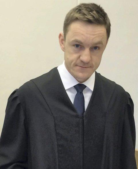 Aktor: Statsadvokat Jo Christian Jordet. Arkivfoto