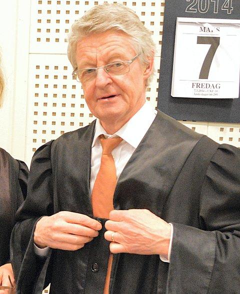Forsvarer: Advokat Harald Stabell. Arkivfoto